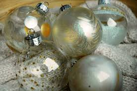 12 days of diy glass ornaments