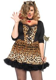 wildcat plus size costume women u0027s plus size leopard costume