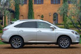 lexus rx hybrid used 2013 lexus rx 350 used car review autotrader