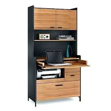 Office Desk With Hutch Storage Desks With Hutches Storage Compact Computer Desk With Hutch