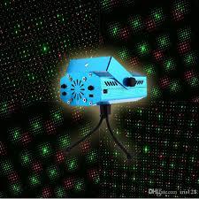 best dj lights 2017 2017 new black mini projector red green dj disco light stage xmas
