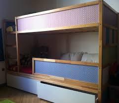 Bunk Bed With Slide Ikea Kura Bunk Bed With Underbed Storage Ikea Hackers Ikea Hackers