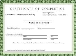 examples of certificates of completion workshop certificate sample templates memberpro co