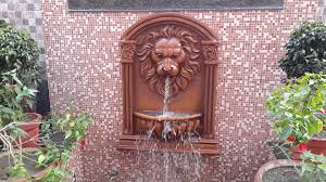lion head fountain by aqua garden landscapes youtube