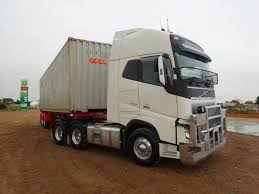 volvo used trucks volvo fh 600 review u2013 rob sinclair and blair davies truck