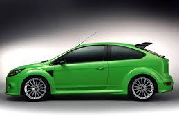 Focus 2008 Ford Focus Rs Specs 2008 2009 2010 2011 Autoevolution