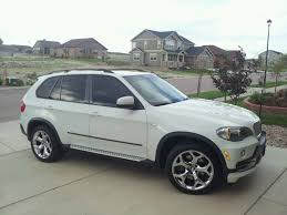 Bmw X5 White - alpine white newbie