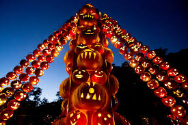 fall events for kids the great jack o u0027lantern blaze in westchester