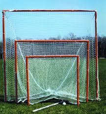 soccer goals backyard goals backyard lacrosse goal 4 x 4 5 w