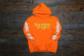 flatbush zombies vacation in hell pullover the glorious dead