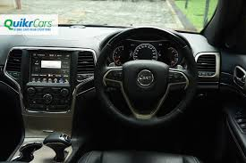 jeep grand cherokee dashboard jeep grand cherokee review test drive