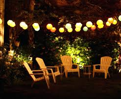 Battery Operated Umbrella String Lights by Patio Ideas Outdoor Lighting On Summer Night Out Door Patio