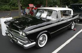 rambler car for sale 1958 american motors rambler 6 information and photos momentcar