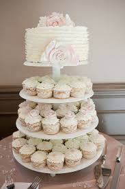 wedding cake and cupcakes cupcake wedding cakes mon cheri bridals
