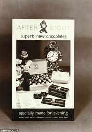 after 8 mints where to buy after eight mint chocolate that adorns every christmas dinner