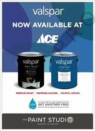 valspar paint products stillwater ace hardware