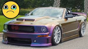 pictures of mustangs why do mustangs get so much let me explain