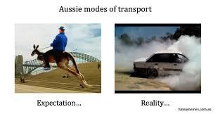 Australian Memes - australian transport meme funny memes