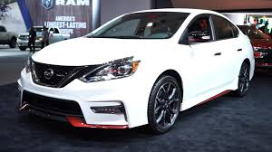 2017 nissan sentra nismo is a modern take on the se r autoblog