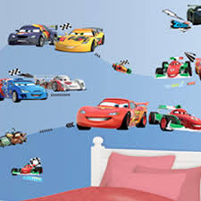 chambre enfant cars sabine design sabine design decoration enfants autocollants
