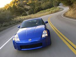 Nissan 350z Blue - nissan 350z pictures and specifications