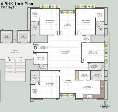 Floor Hockey Unit Plan by Vastu Luxuria 4 Bhk Bungalows U0026 Penthouse In Dumas Road Surat