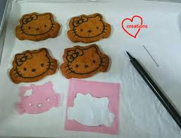 loving creations for you dairy free hello kitty and snoopy brown