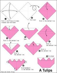turkeys gobble gobble turkey origami and
