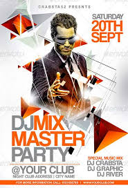 best dj flyer templates no 1 download club party flyer