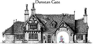 dunstan gate houses pinterest exterior english cottages and explore howard county storybook homes and more