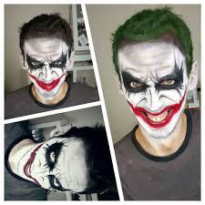 maquillage halloween n 2 joker feat loic youtube