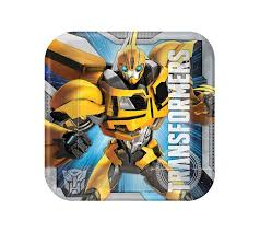 transformers party supplies transformers prime party plate party supplies helium balloon