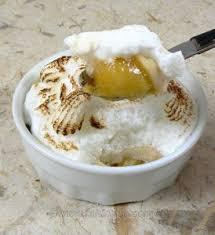 une cuisine pour voozenoo bananes meringuées en ramequin p une cuisine pour voozenoo