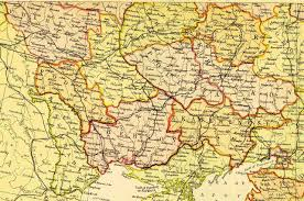 Map Of Europe 1920 by Bessarabia Maps