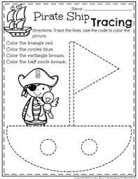 summer preschool worksheets preschool shapes shapes worksheets