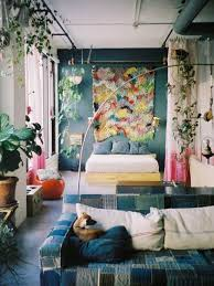 bohemian bedroom cheap loft bed designs diy easy loft bed
