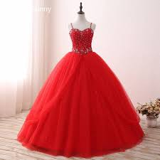 tulle for sale spaghetti 2018 hot sale gown quinceanera dresses