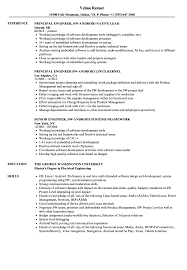 resume format exles documentation of android engineer sw android resume sles velvet jobs