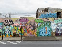 best graffiti in nyc from massive murals to bubble tags bronx wall of fame
