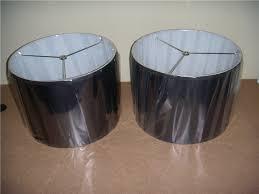 drum table l shades black barrel l shade shades target 4 drum pendants pendant