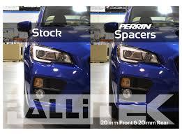 2015 wrx sti aftermarket wheel perrin wheel spacers black 20mm 5x114 3 sti 2005 2015 wrx 2015