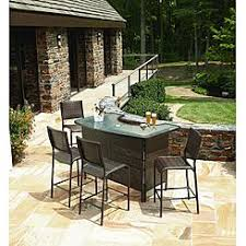 Outdoor Bar Patio Furniture - patio fancy patio furniture wicker patio furniture as outdoor
