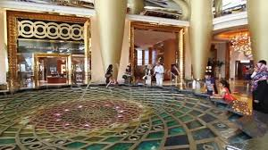 dubai burj al arab hall youtube