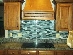 blue kitchen tile backsplash stylish glass kitchen tile new