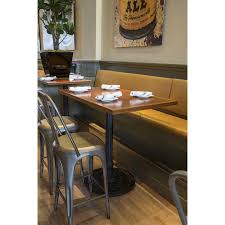 k24 matte black table base tablebases com quality table bases