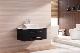 900mm Bathroom Vanity by 900mm Wall Hung Bathroom Vanity Unit With Stone Top Basin Della