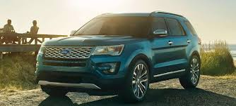 2018 ford explorer limited specs and price ford references