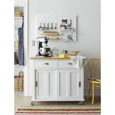 Belmont White Kitchen Island Crate And Barrel Kitchen Island Http M Crateandbarrel