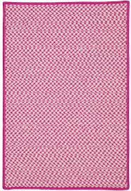 Magenta Area Rug Colonial Mills Colonial Mills Outdoor Houndstooth Tweed Ot78