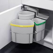 poubelle pour meuble de cuisine poubelle cuisine encastrable ikea maison design bahbe com
